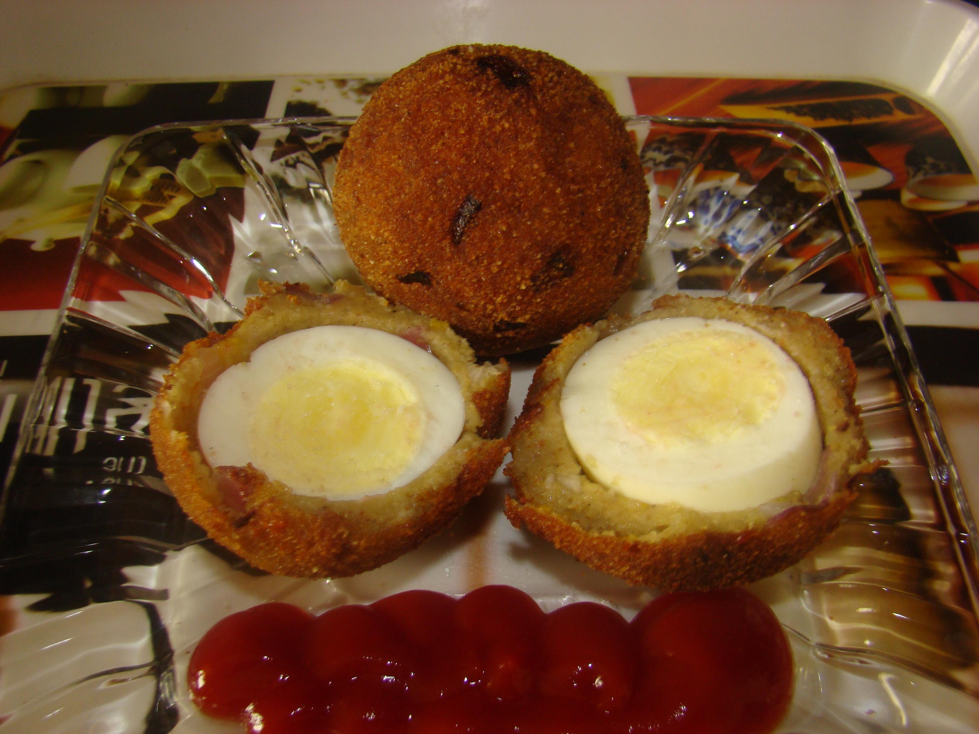 Veg Nargisi Kabab Recipe