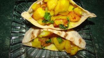 Potatoes With Turmeric Recipe