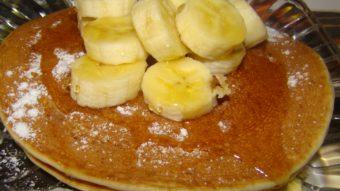 Pan Cake Recipe