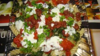 Pasta with Leek Recipe