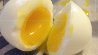 Soft Boiled Egg Recipe