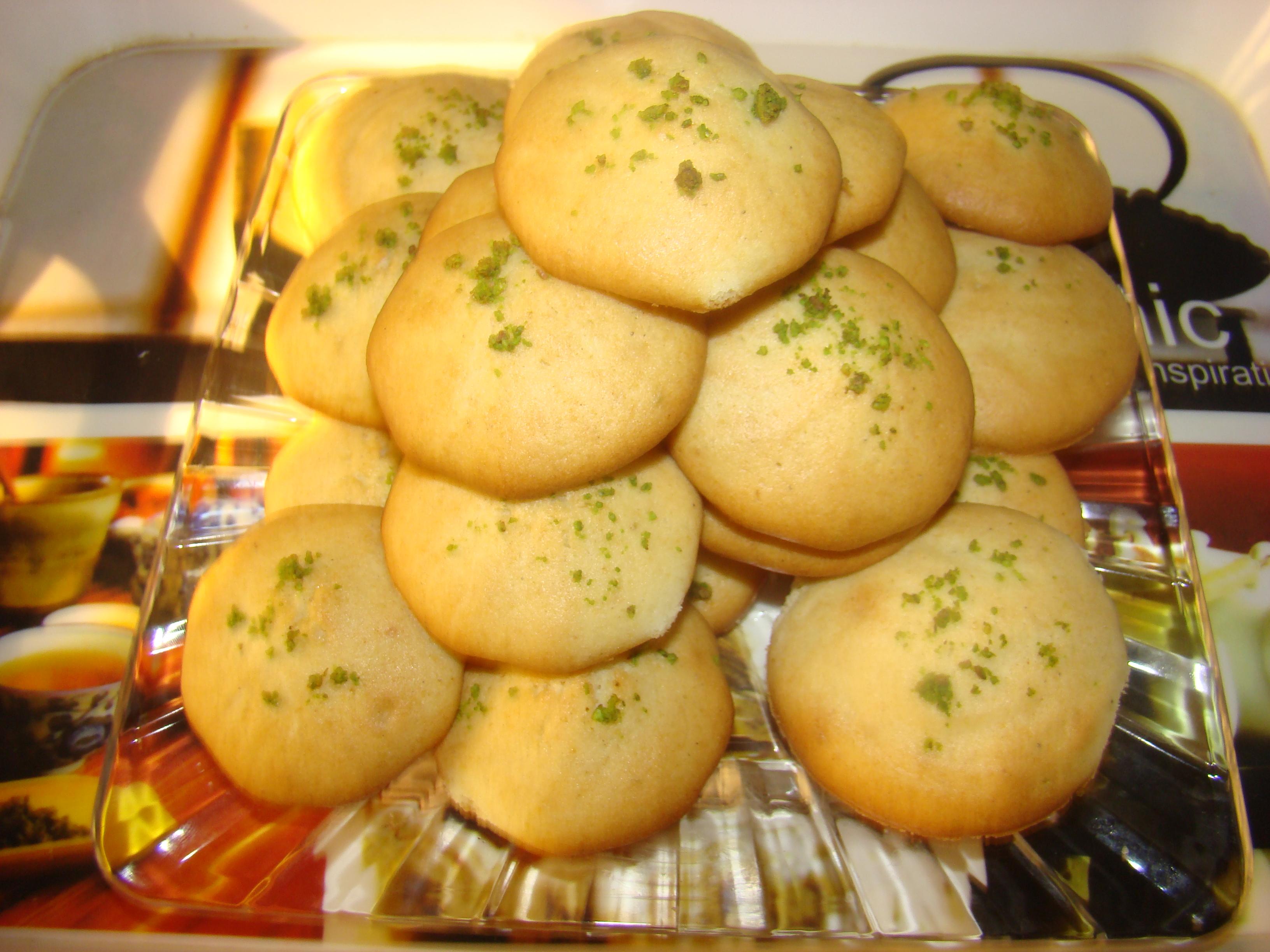 Kolcha Barfi (Snow Cookies) Recipe