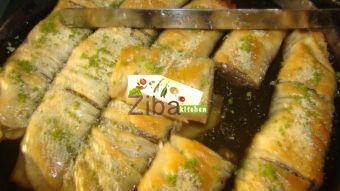 Baghlava Roll Recipe