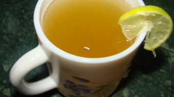 Lemon Green Tea Recipe