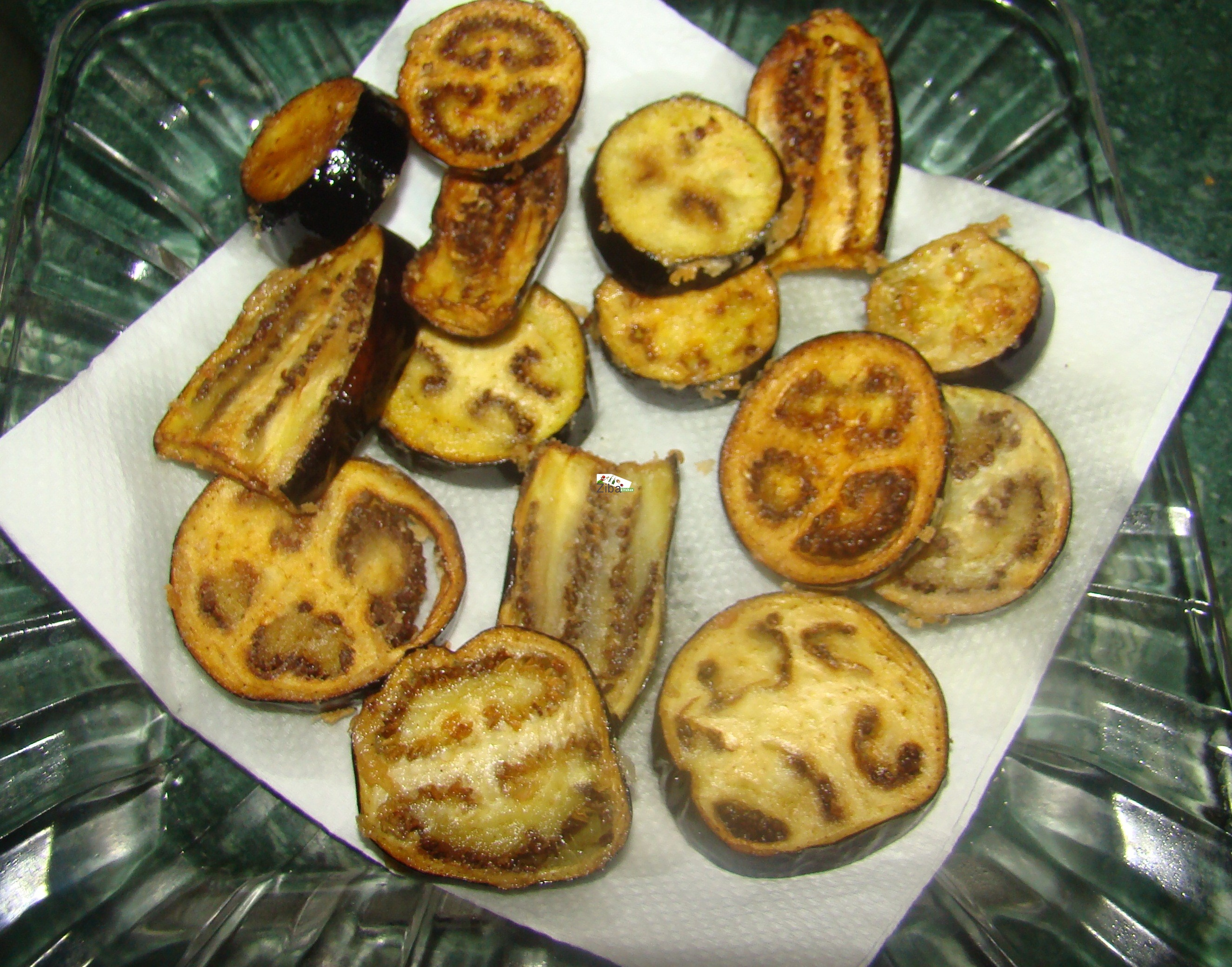 Crispy Fried Eggplant Recipe