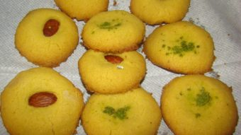 Chickpea Cookies Recipe