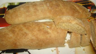 Brown French Bread Recipe