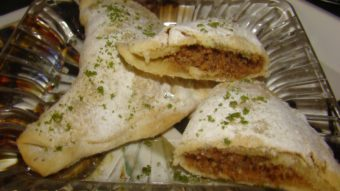 Puff Pastry Sweet Samosa Recipe