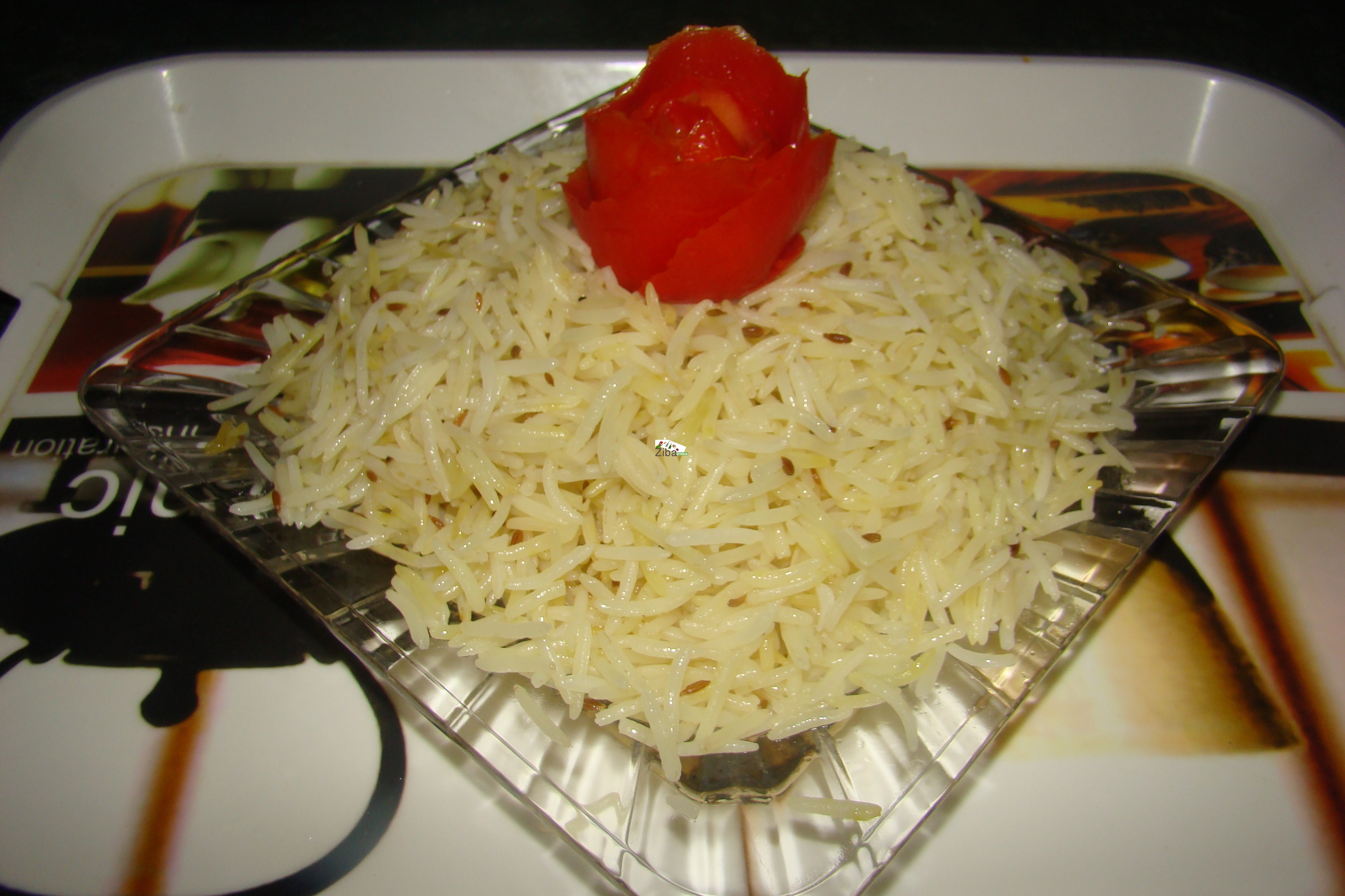 Zeera Palau (rice with cumin) Recipe