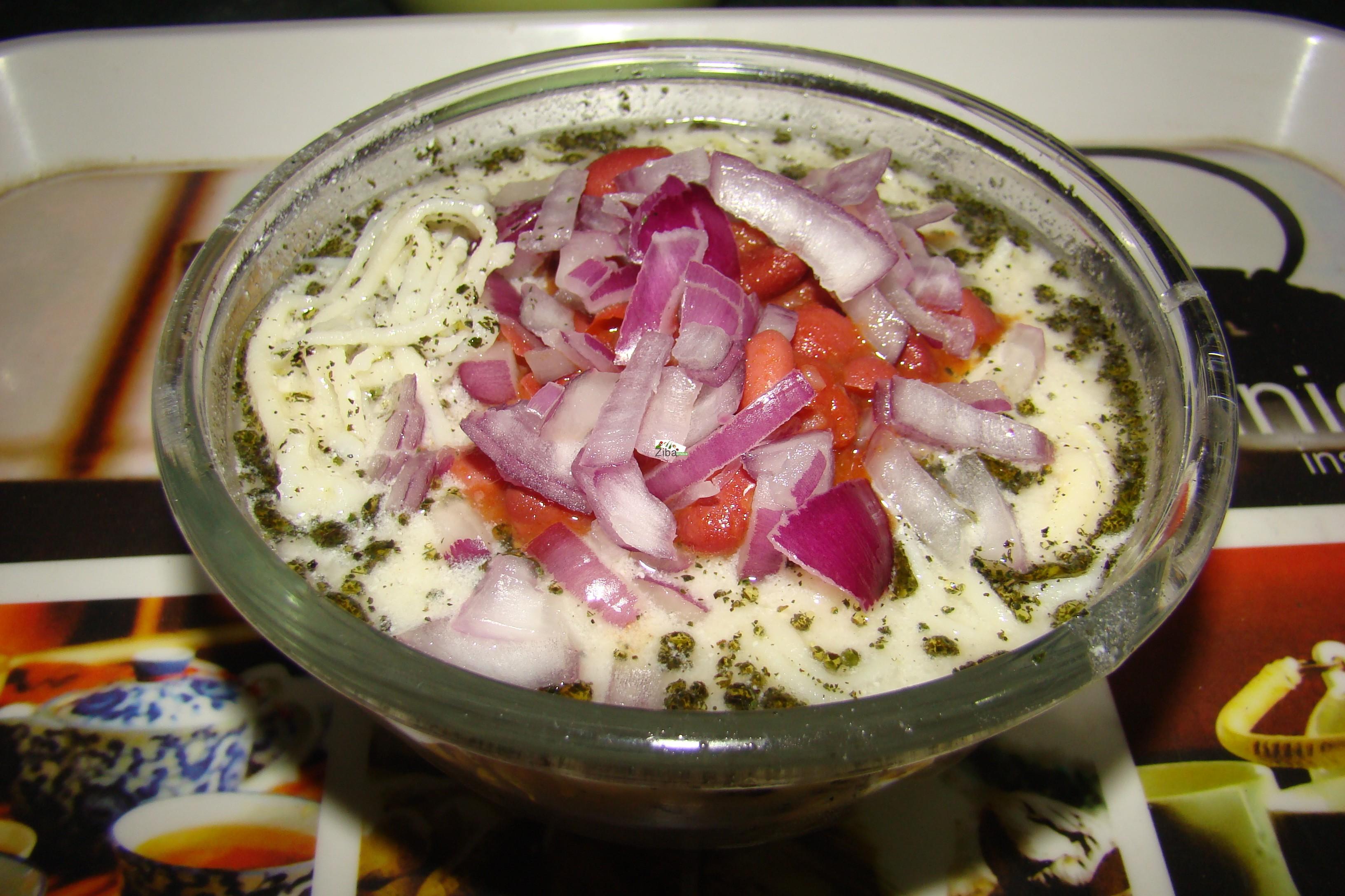 Classic Noodles Soup (afghani) Recipe