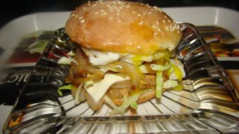 Double Burger Recipe