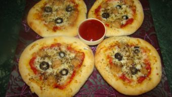 Mini Pizza Recipe