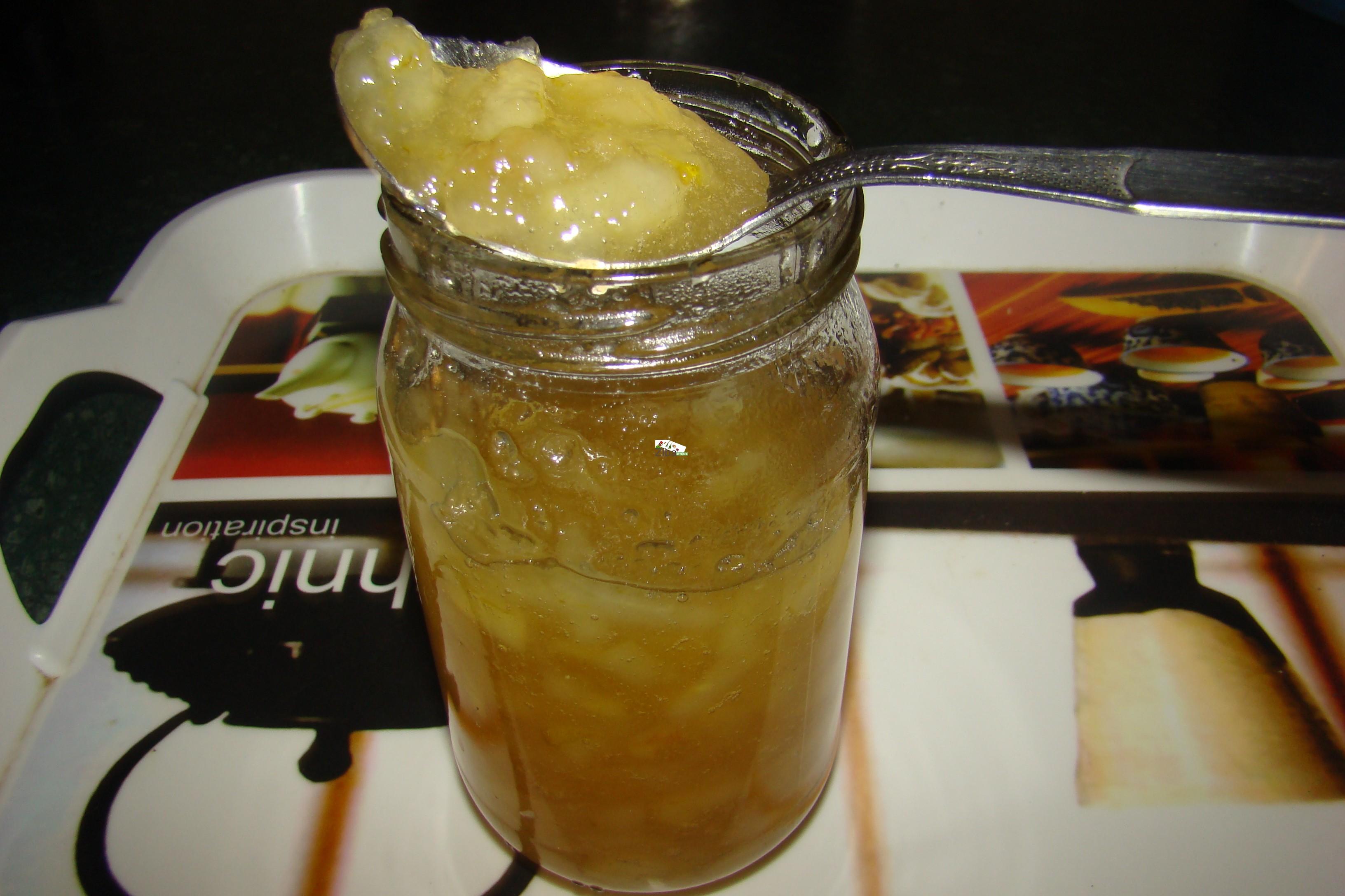 Pears Jam Recipe