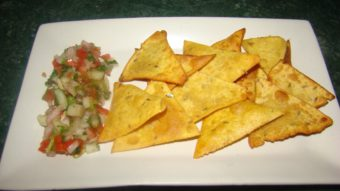 Corn Chips (Nacho) Recipe