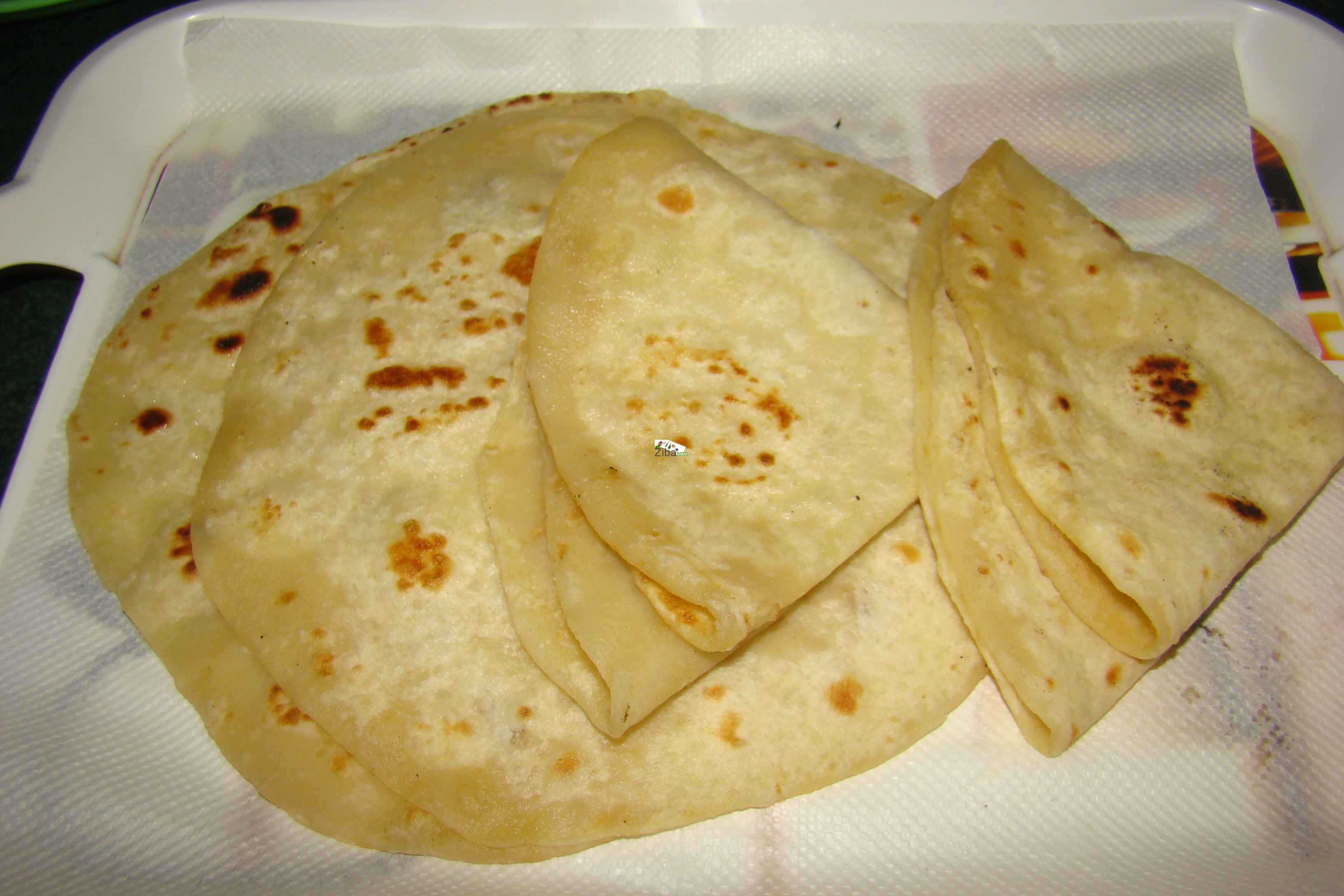 Soft Wrap, Roll, Frankie Tortilla Recipe