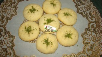 Potato Flakes/Starch Cookies Recipe