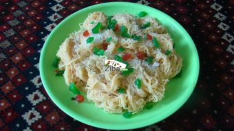 Vermicelli with Tuty Fruiti Recipe