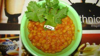 Qurma Dal Nakhod (chana dal) Recipe