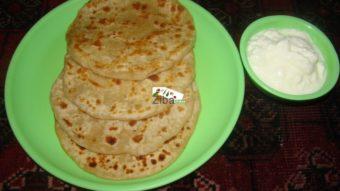 Soya Stuffed Paratha Recipe