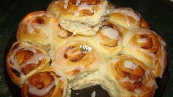 Cinnamon & Cocoa Rolls Recipe