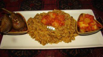 Soft Rice & Moong Beans (Shola) Recipe