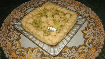 White Halwa Recipe