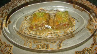 Baghlava Recipe