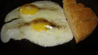 Sunside Egg Recipe