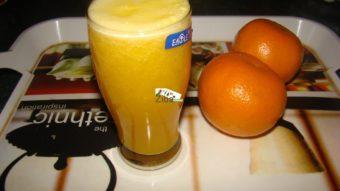 Sweet Orange Juice Recipe
