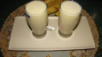 Banana Juice Recipe