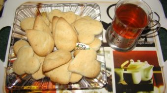 Biscuite Cookies Recipe