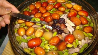 Mixed 7 Dried Fruit (Haft Mewa) Recipe