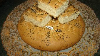 Sweet Flat Bread (Root) Recipe