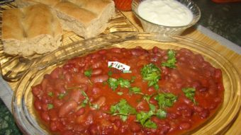 Kidney Beans Curry Recipe