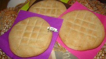 New Year Cookies (Kolcha E Nawrozi) Recipe