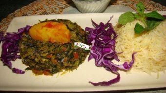 Sabzi Shaftal Recipe