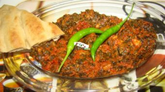 Purslane (Sabzi Khurfa) Recipe
