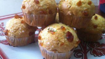Vanilla Tote Fruite Muffins Recipe