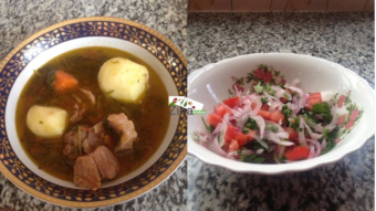 Lamb Meat Soup (shorwa e gosht gosfand) Recipe