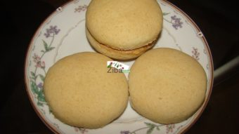 Easy Corn Oil Cookies Recipe