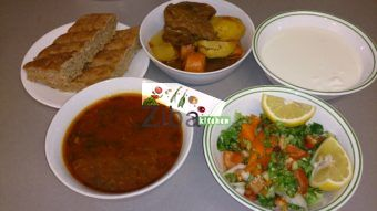 Shorba Gosht Gosfand (Lamb Soup) Recipe