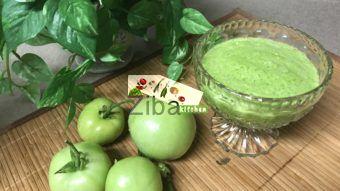 Green Tomatoes Chutney I Recipe